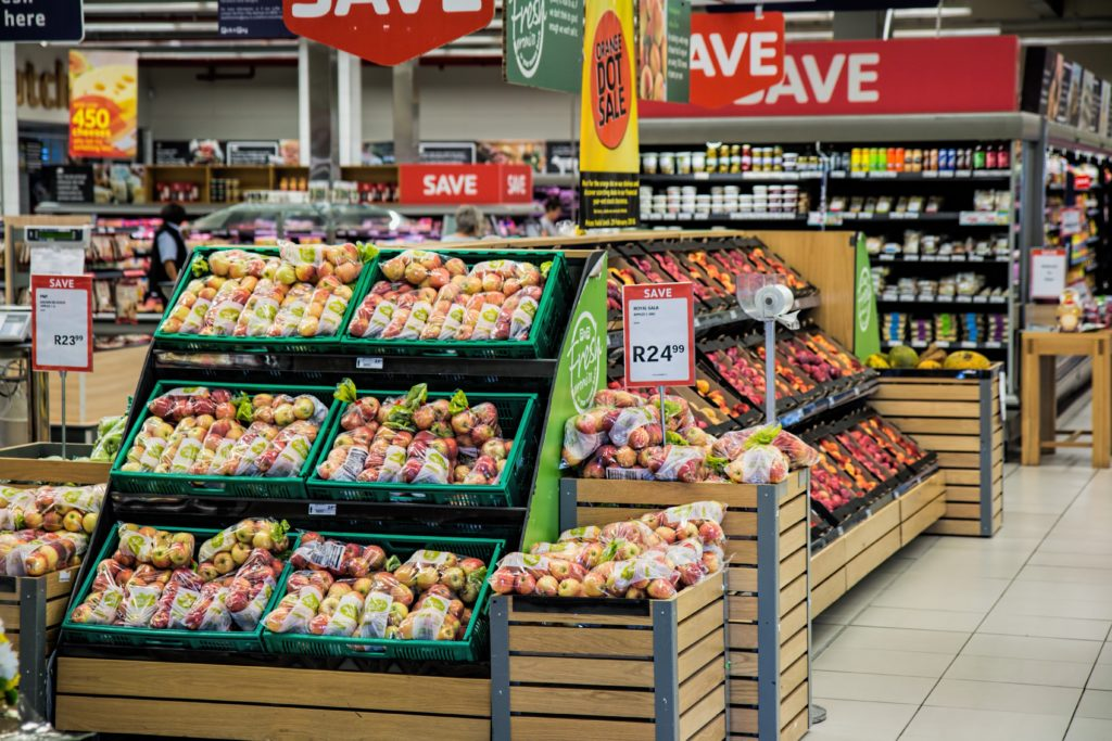 Grocery stores are some of the best cash checking places because they are everywhere and you're likely to find one in your locality