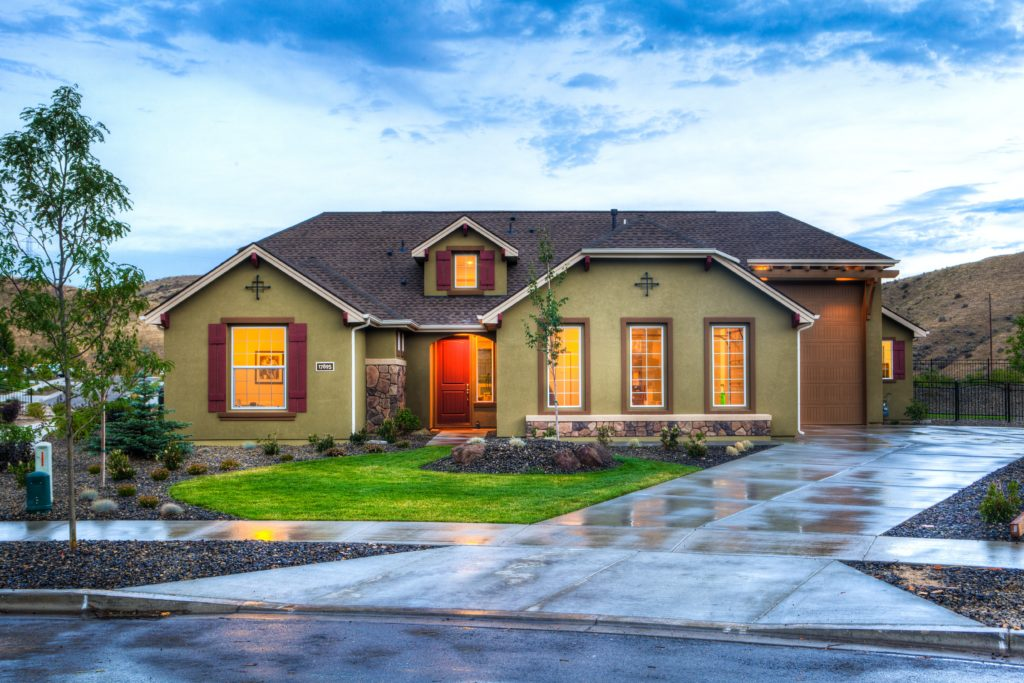Having a bad credit score should not stop you from building a house