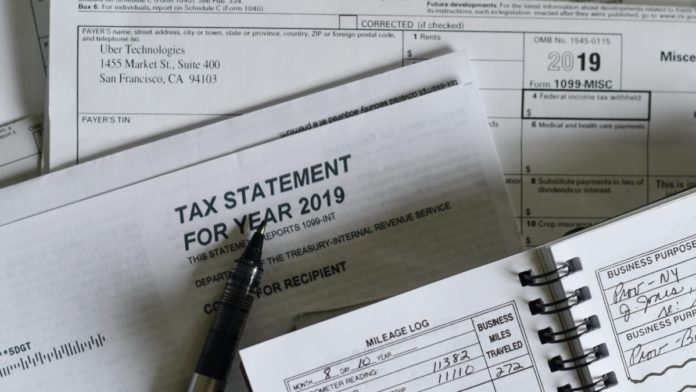 Tax Statement For Year