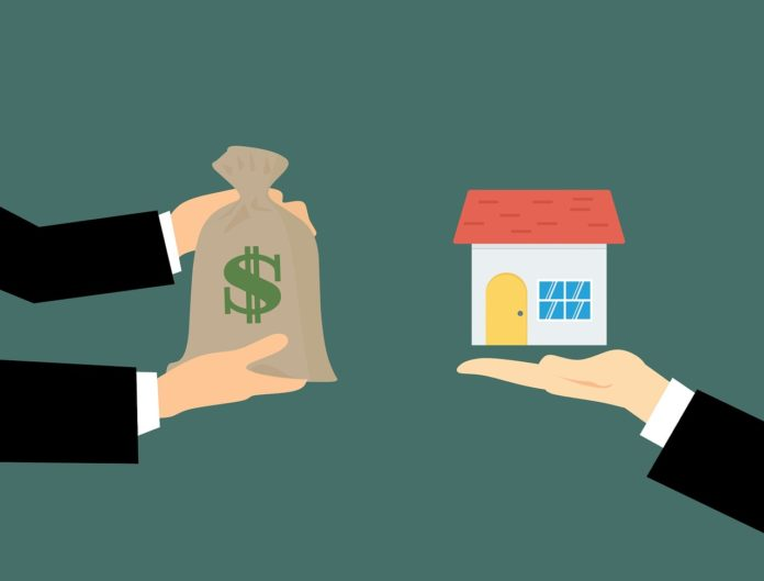 The average down payment for a home in America is only 12%.